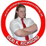 Geri K. Richmond Richmond State 183cm / 108kg